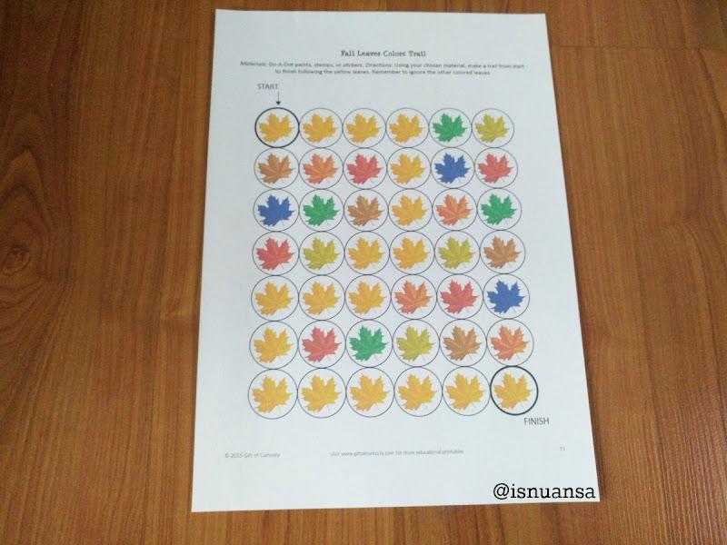 belajar membedakan warna