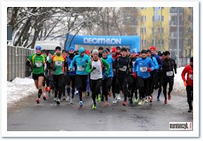XXX Bieg Chomiczówki (20 stycznia 2013)