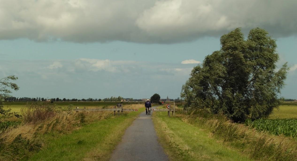 Frontzate tussen Pervijze en Kaaskerke