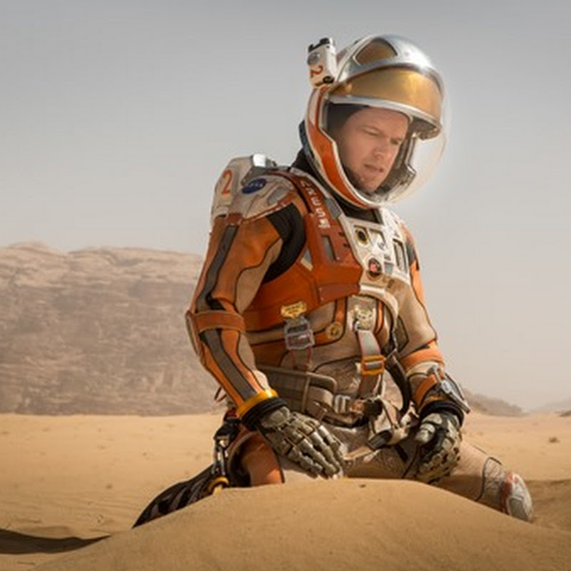 """The Martian"" First Trailer Reveal"