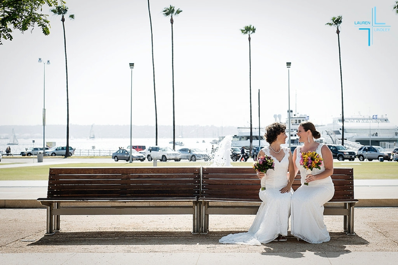 San Diego Wedding Portraits