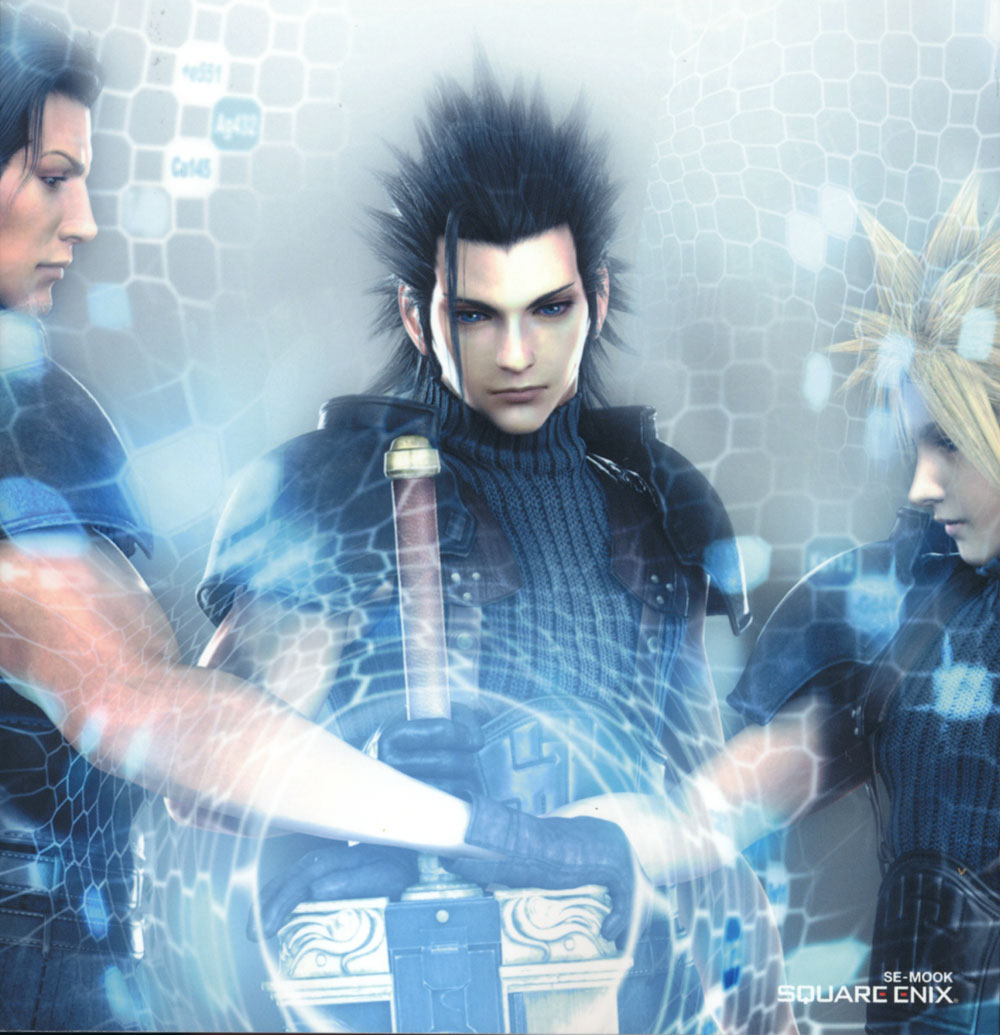 Image results for alange zack and cloud