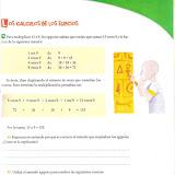UNIDAD 1. Matemática 6: Ciencia en foco-Los cálculos de los egipcios
