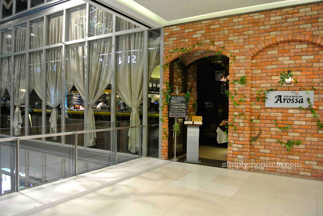 Arossa Grill & Wine Bar Review