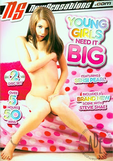 Young Girls Need It Big