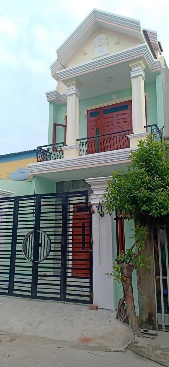 Cần bán nhà lầu trệt sổ riêng ở Bình Chuẫn 17, Thuận An, Bình Dương.