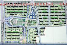 Temple Yaowangmiao : plan du futur temple