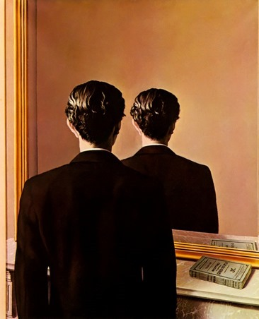 René Magritte - Not To Be Reproduced
