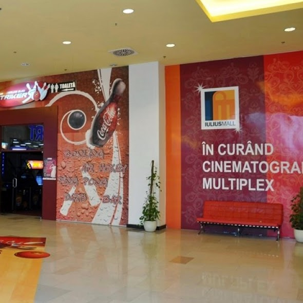 Cinematograf multiplex Cinema City, Iulius Mall Suceava