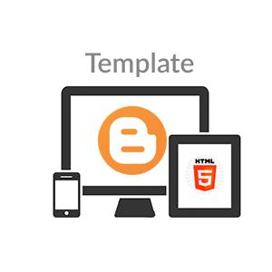Kerangka Dasar Template Blogger HTML5 & SCHEMA