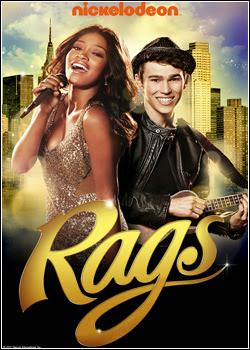 Filme Poster RRags, O Poder da Música WEB-DL XviD & RMVB Dublado
