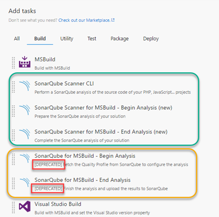 Chaminda's DevOps Journey with MSFT: SonarQube Extension for VSTS/TFS