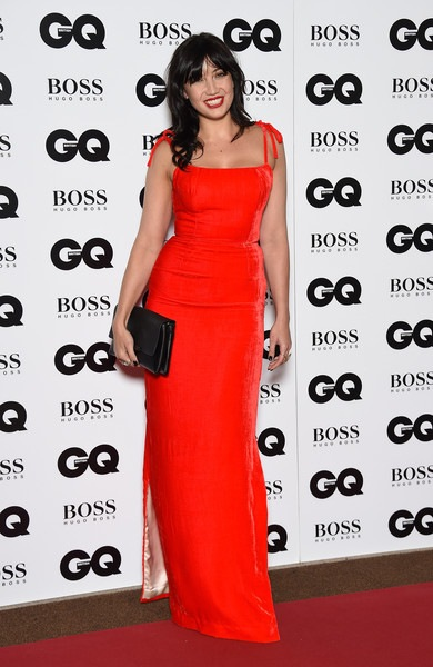 Daisy Lowe attends the GQ Men Of The Year Awards