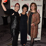 OIC - ENTSIMAGES.COM - Dr Sue Block OBE, Julie Hanna, Kiva (Barak Obama's Global Entrepreneurship Ambassador) and Sherry Coutu CBE at the Asian Women of Achievement Awards in London  12th May 2016 Photo Mobis Photos/OIC 0203 174 1069
