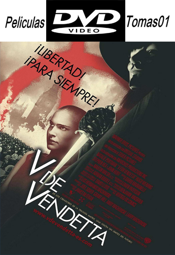 V de Vendetta (V For Vendetta) (2006) DVDRip