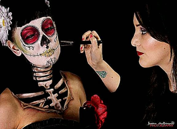 Make up Artist IrelandI Love Body Art  I Love Body Art