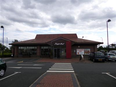 Pizza Hut On Wednesfield Way Restaurant Pizzeria In