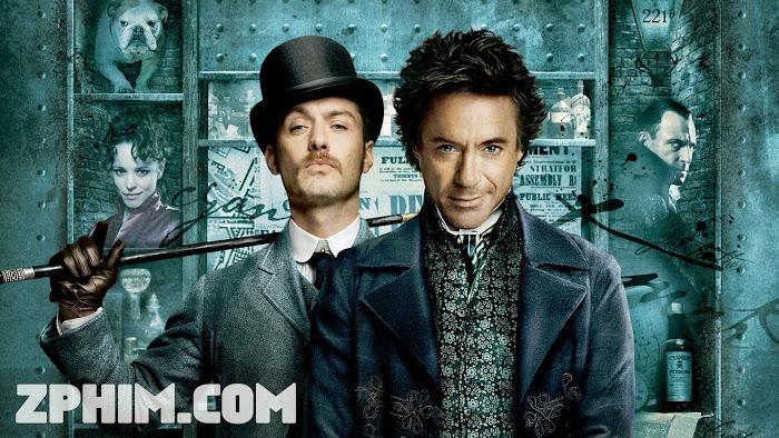 Ảnh trong phim Thám Tử Sherlock Holmes - Sherlock Holmes 1