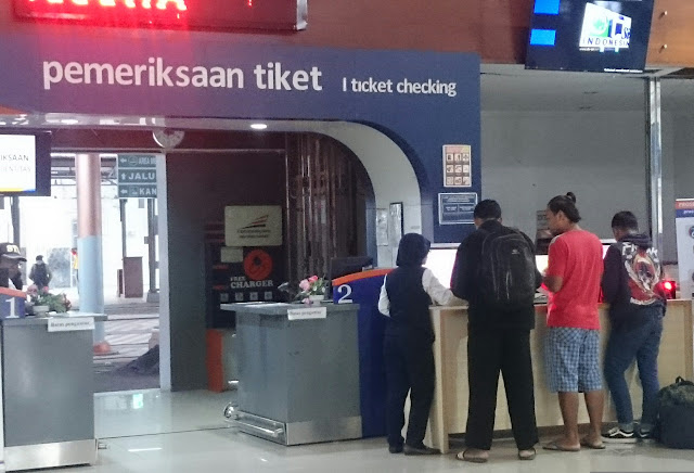 check in mandiri