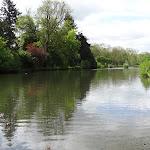 Château de Rambouillet : canal