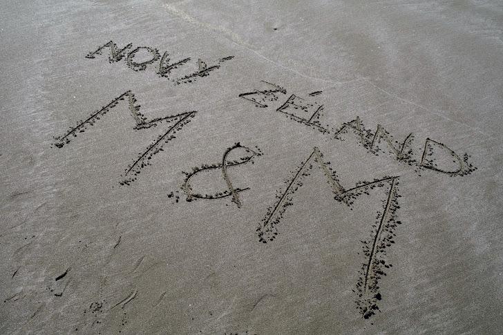 M&M Nový Zéland