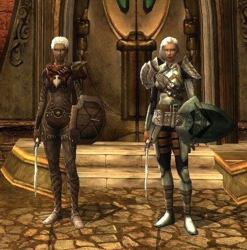 Jarvanna and Xenaya