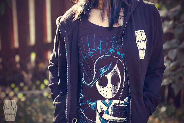 akumuink, dead doll, horror girls, living dead doll, emily strange, emo tshirt, emo style, emo accessories, anime clothes