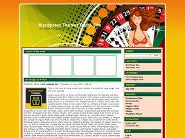 Online Casino Template 205