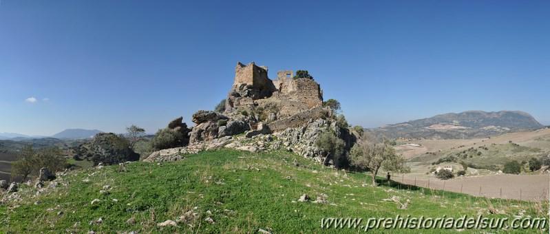 Castillo de Carastas