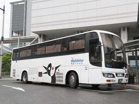 西鉄高速バス「さぬきエクスプレス福岡号」 3802