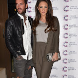OIC - ENTSIMAGES.COM - Pete Wicks and Megan McKenna at the James Ingham's Jog-On to Cancer in London 7th April  2016 Photo Mobis Photos/OIC 0203 174 1069