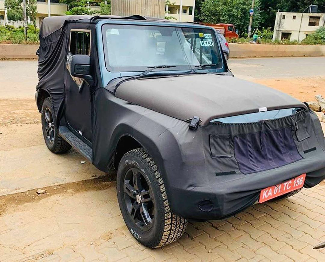 Debut ready Thar 2020 spied