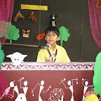 Learning Through Puppetry (Grade II A & B)  26-6-2014