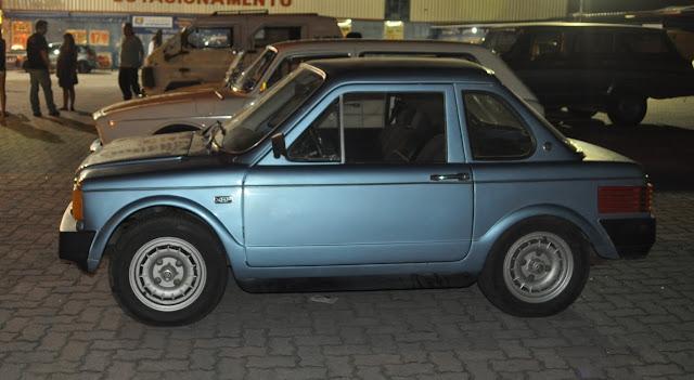 Gurgel XEF 1983