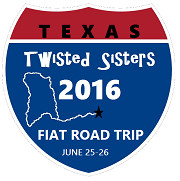 Twisted Sisters Fiat Run 2016