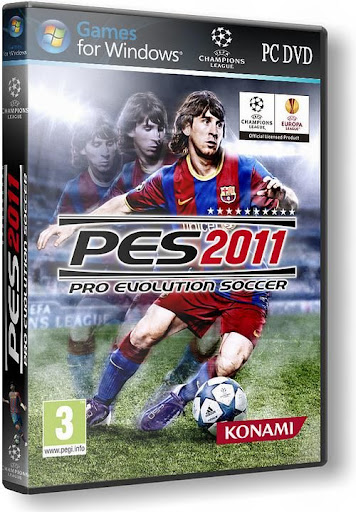 Download Pro Evolution Soccer 2011.