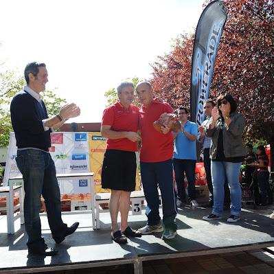 Media de Alcazar 2012 - Trofeos