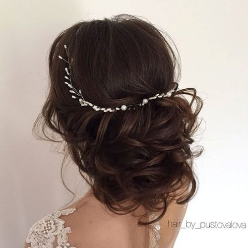 Top Smart Wedding Hair Updos In Current Year For Brides 2017-2018 5