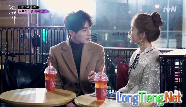 """""""Goblin"""" tập đặc biệt: Gong Yoo còn """"tình cảm"""" với Lee Dong Wook hơn cả Kim Go Eun! - Ảnh 13."""