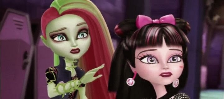 Single Resumable Download Link For Hollywood Movie Monster High: 13 Wishes (2013) In Hindi Dubbed