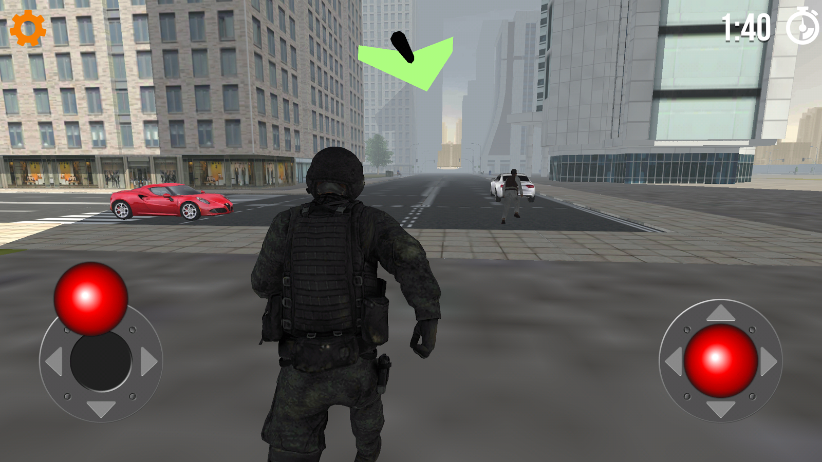 Police Vs Terrorist- screenshot