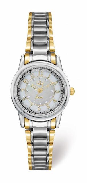 Đồng hồ nữ Sophie Paris Macha - SASL107