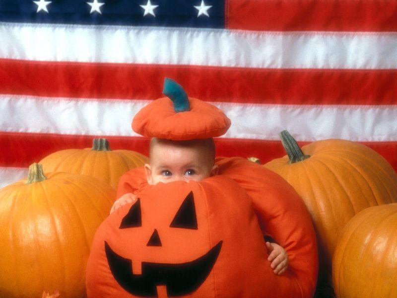 American Halloween, Halloween