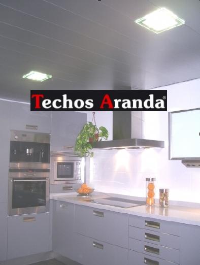 Techos aluminio Linares