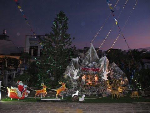 Hình ảnh đêm canh thức và lễ Giáng sinh tại Giáo xứ Khiết Tâm -  Giáo hạt Nha Trang