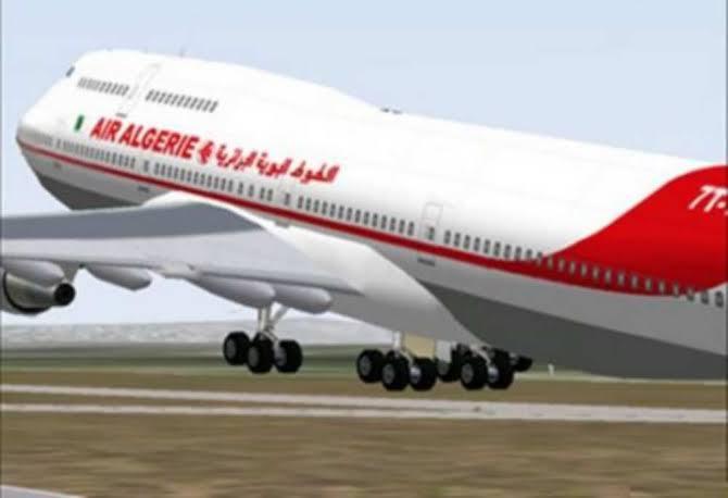 Este es el programa de los vuelos de Air Algérie en previsión de una recuperación gradual