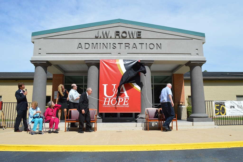 Mr. J.W. Rowe Administration Building Dedication - DSC_8201.JPG