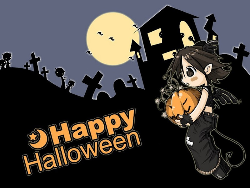Happy Halloween 34, Halloween