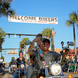 Main St. Friday - Biketoberfest 2013
