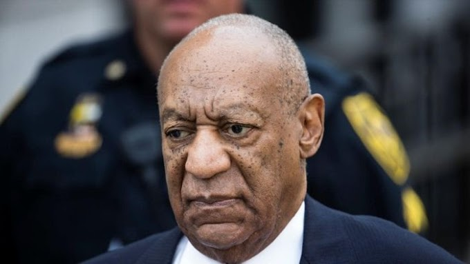 BREAKING!!! American Stand Up Comedian, Bill Cosby Sentenced To 3 To 10 Years In State Prison